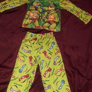 Ninja Turtles pj set